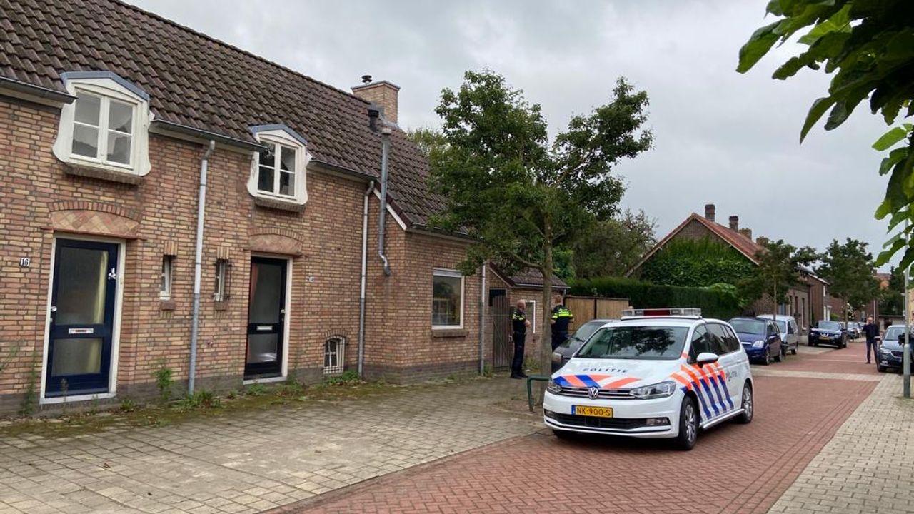 Woningoverval aan Harrie Driessenstraat in Horst