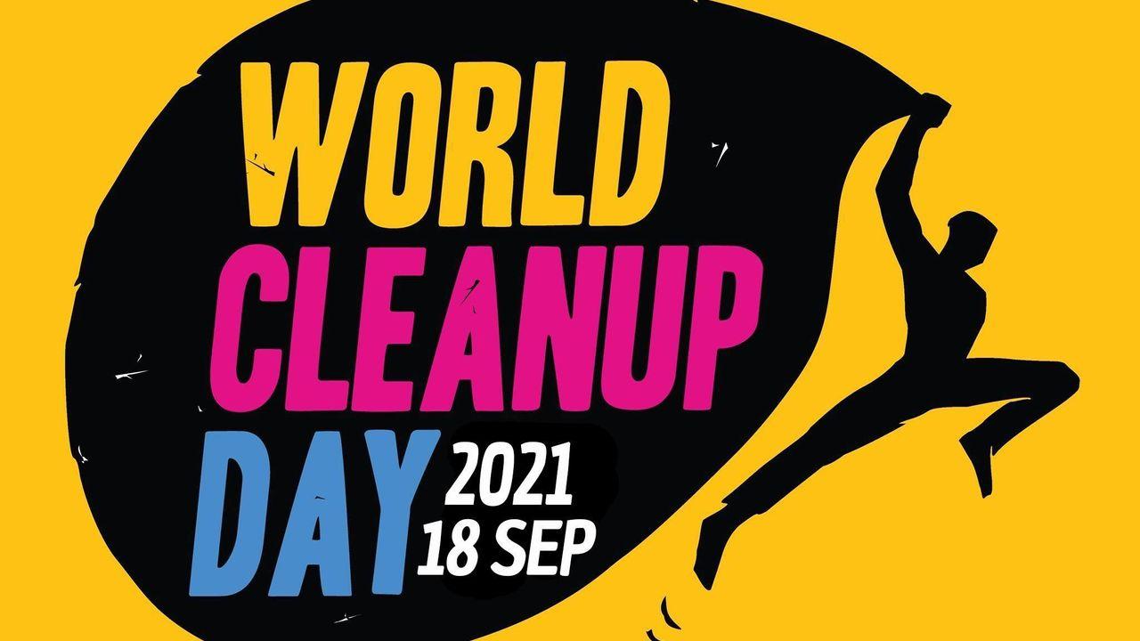 World Cleanup Day: samen maken we de wereld mooier