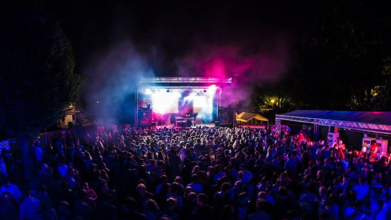 Gaellus Open Air en CV De Geiten komen met eenmalig festival