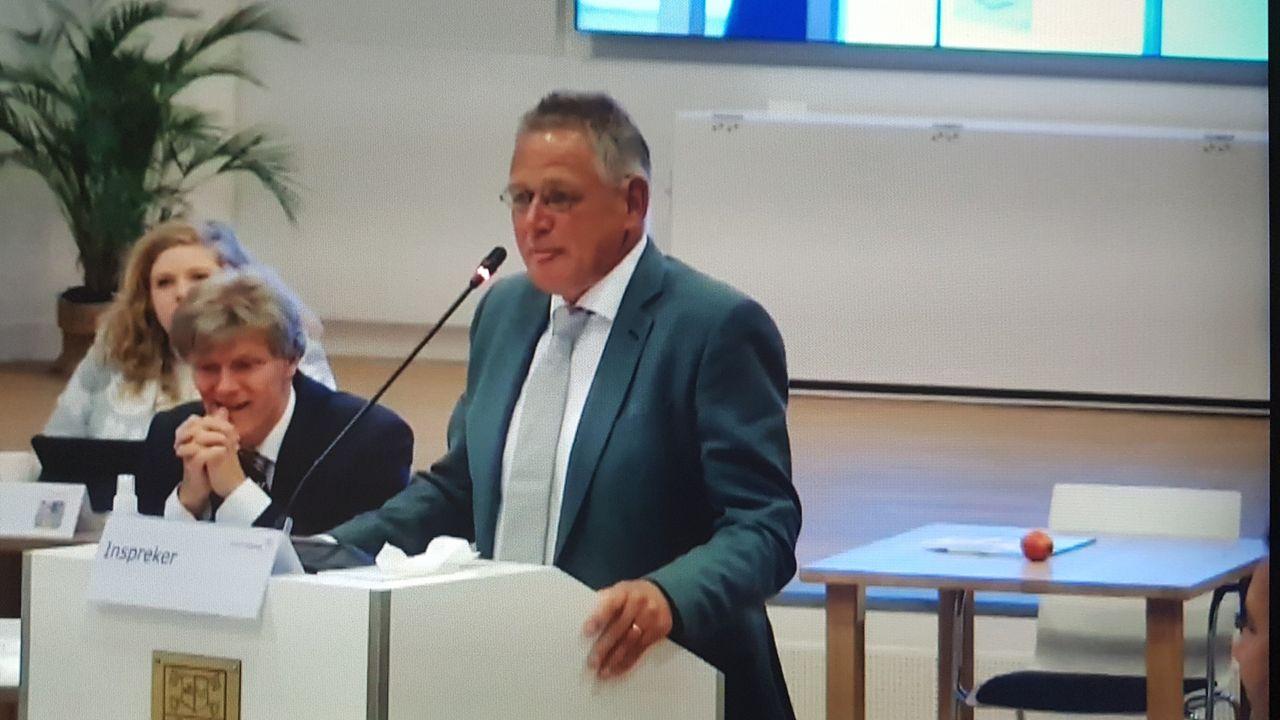 Meerlose Jan Jenneskens geïnstalleerd als wethouder Venray