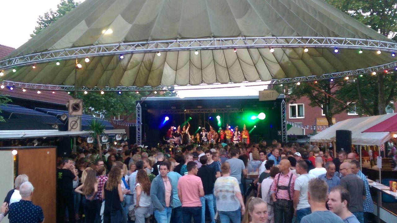 Streep door zomercarnaval Horst