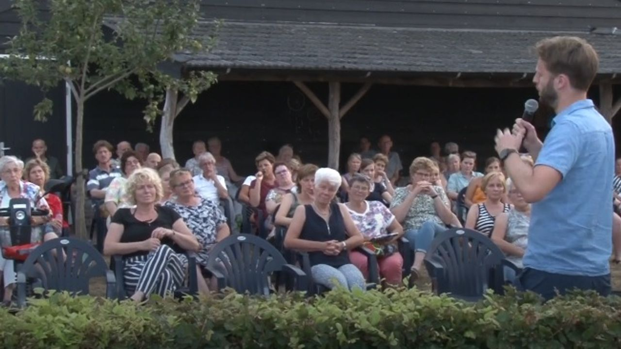Dorpentour documentaire 'Wei' afgetrapt in Kronenberg