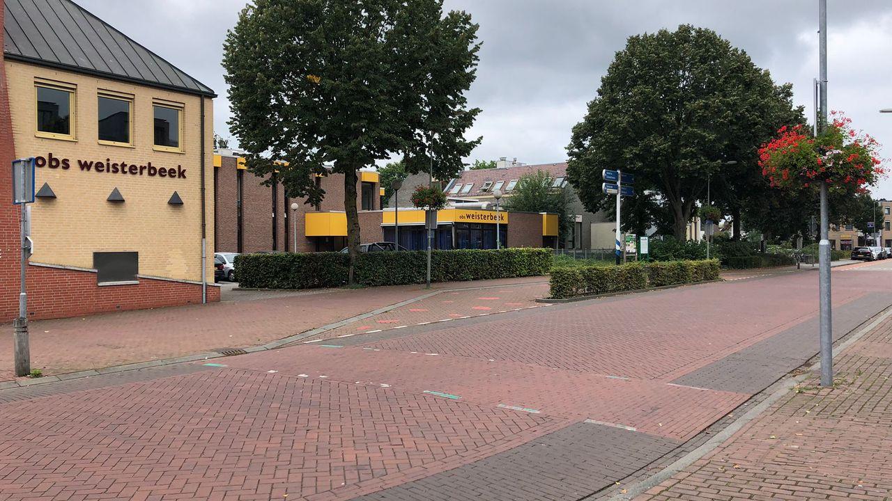 Nieuwbouw basisschool Weisterbeek op huidige locatie