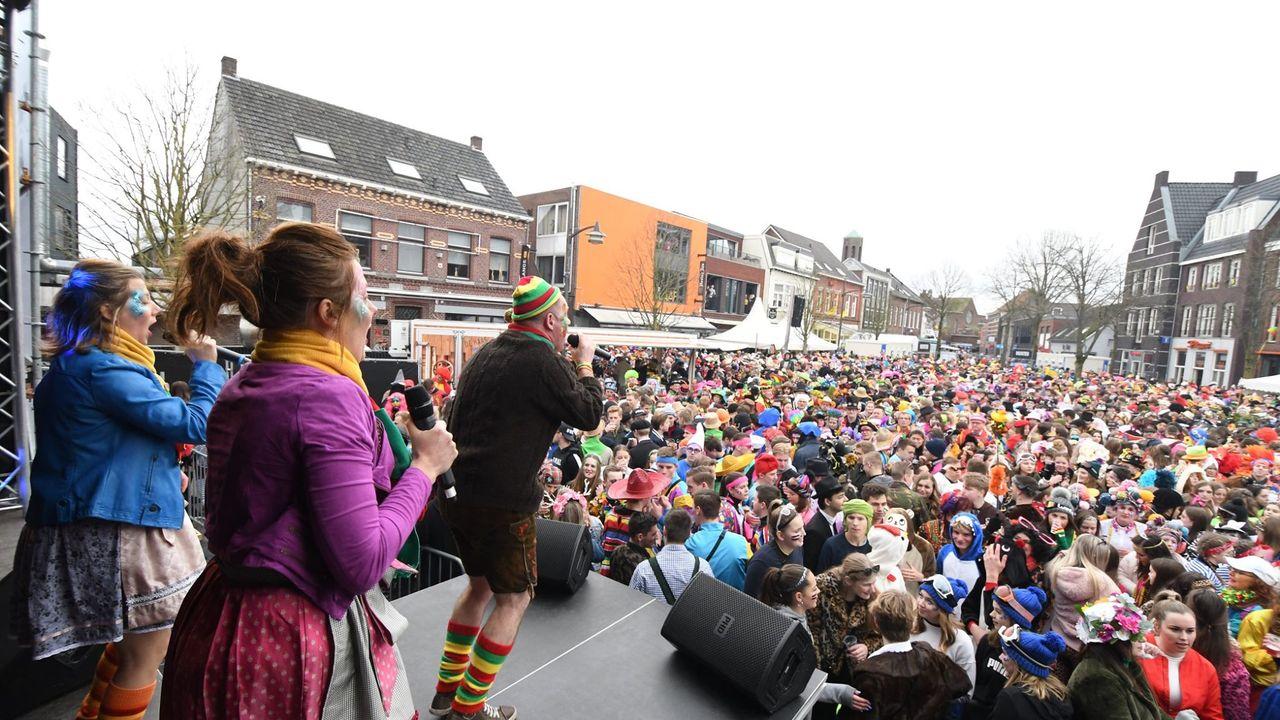 Ook Hôrster Parade met halfvasten