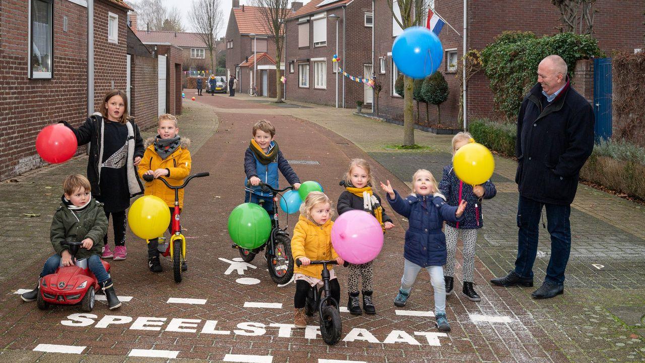 Jan Bootsstraat benoemd tot speeldomein kinderen