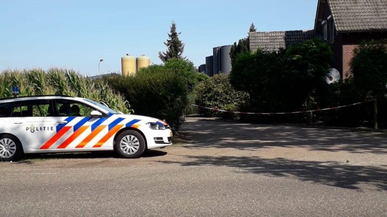 Honderden dode varkens in stal Melderslo
