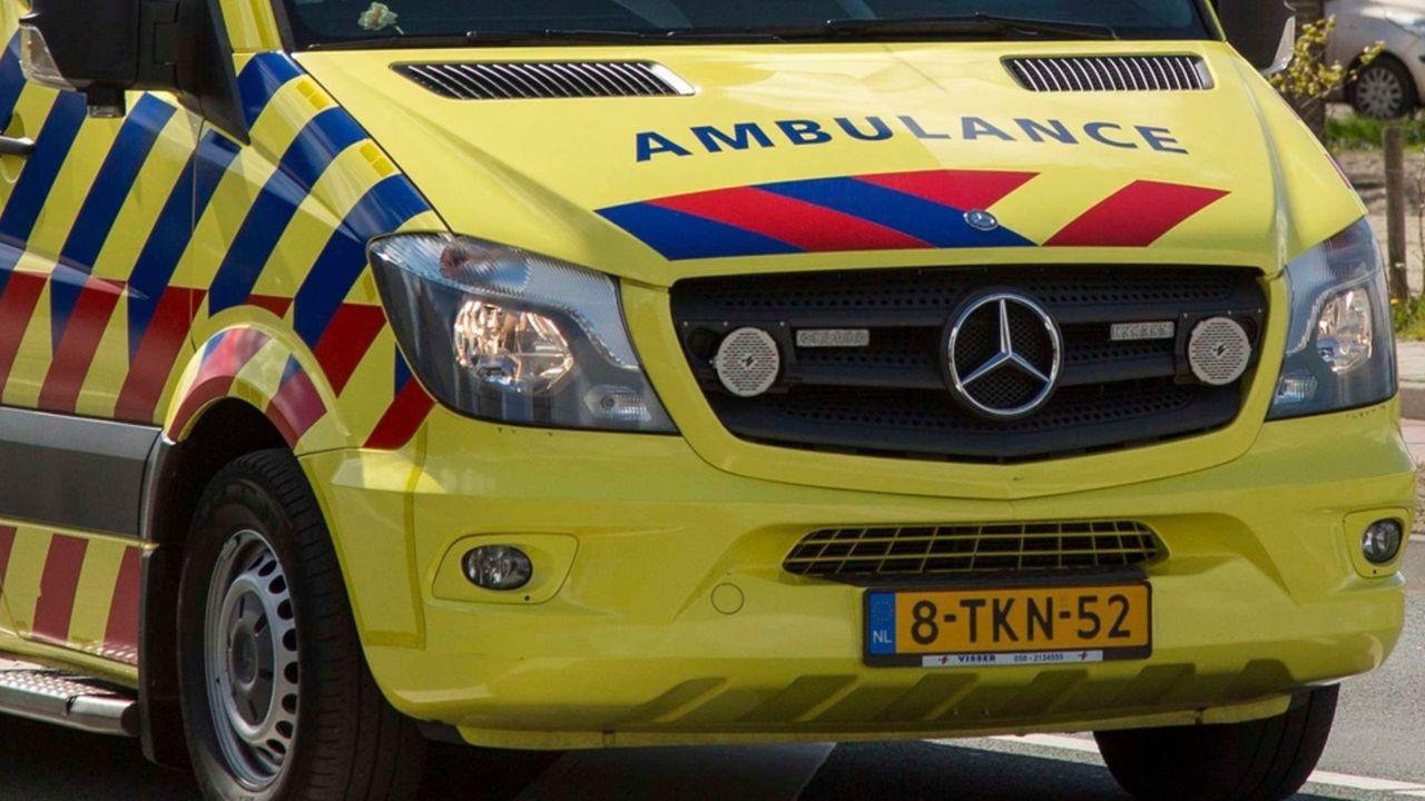 Scooterrijder zwaargewond na lelijke val in Horst