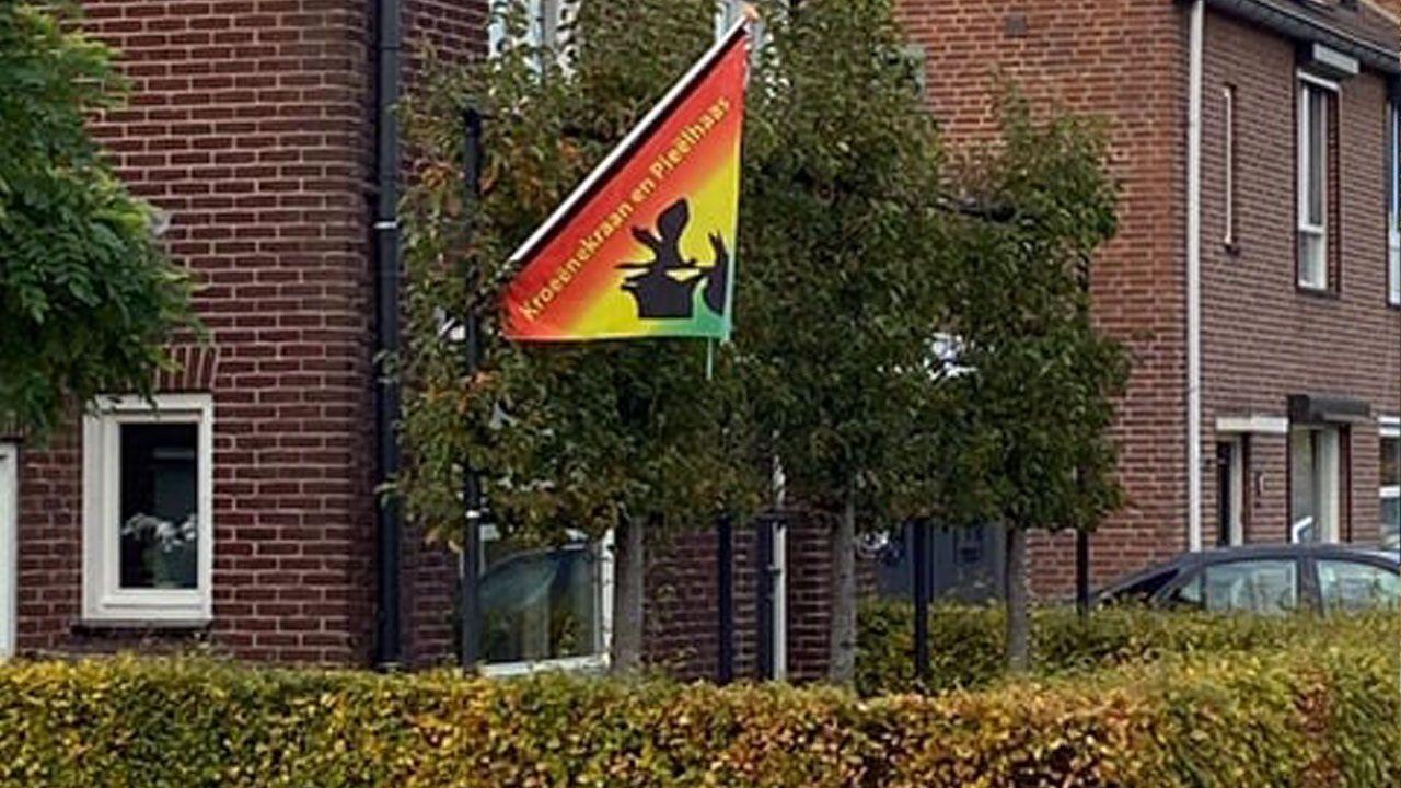 Oproep om carnavalsvlag uit te hangen op elfde van de elfde