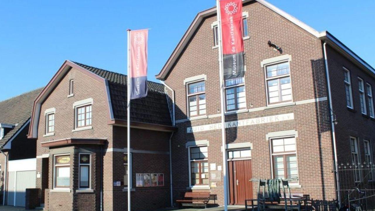 Oprichter en oud-voorzitter Museum de Kantfabriek overleden