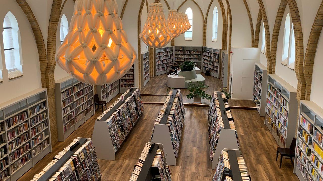 Bibliotheek viert opening nieuwe locatie in Gasthoês