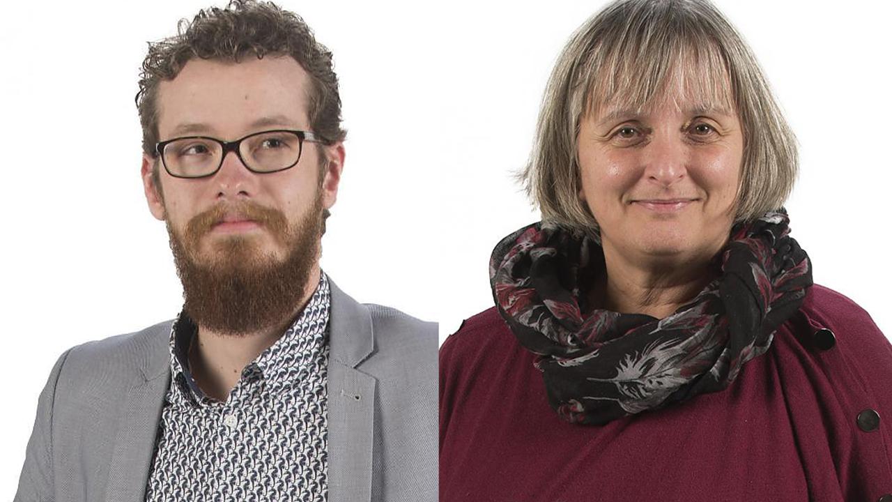 Bart Cox stopt als fractievoorzitter SP; Sonja van Giersbergen opvolger