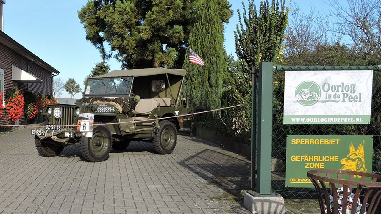 Oorlogsmuseum Melderslo wil betere toegankelijkheid mindervaliden