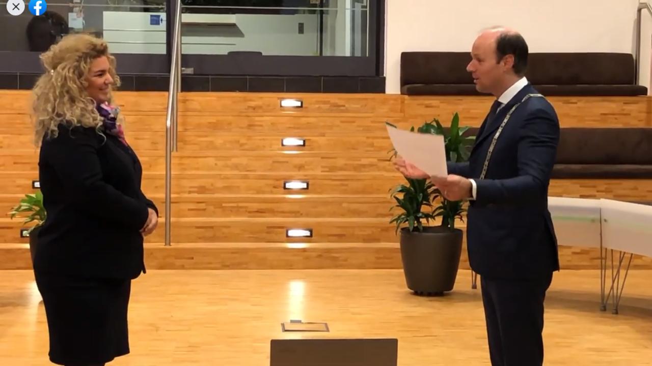 Imke Emons benoemd als raadslid VVD