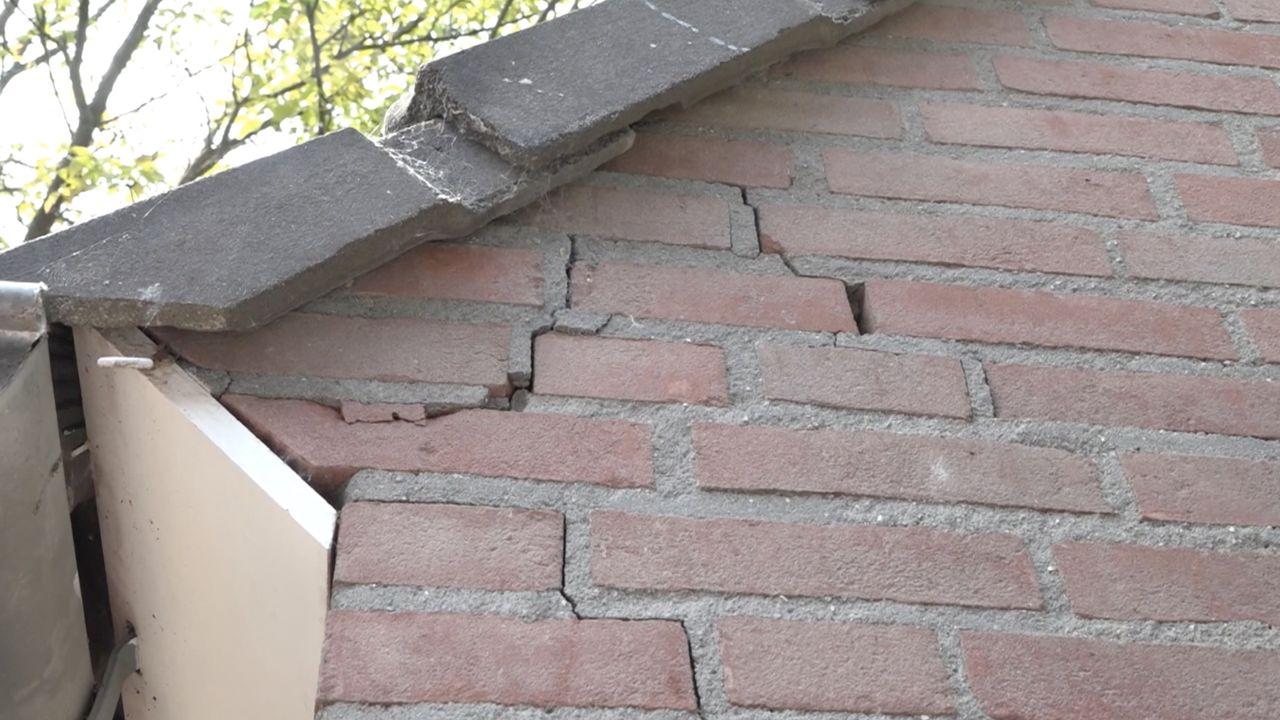 Scheuren in huizen Griendtsveen: 'In de steek gelaten'