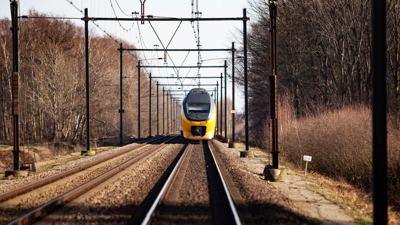 Geen treinen vanaf station Horst-Sevenum door aanrijding