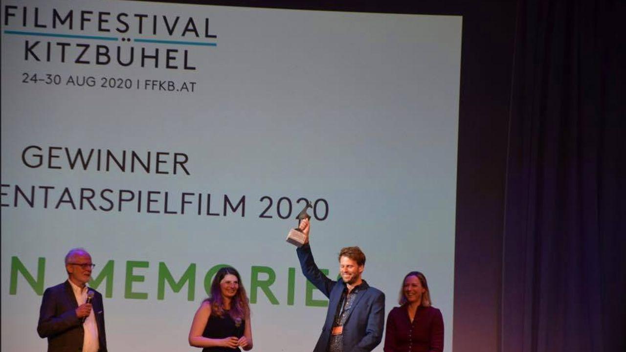 Documentairemaker Ruud Lenssen wint hoofdprijs op Oostenrijks filmfestival