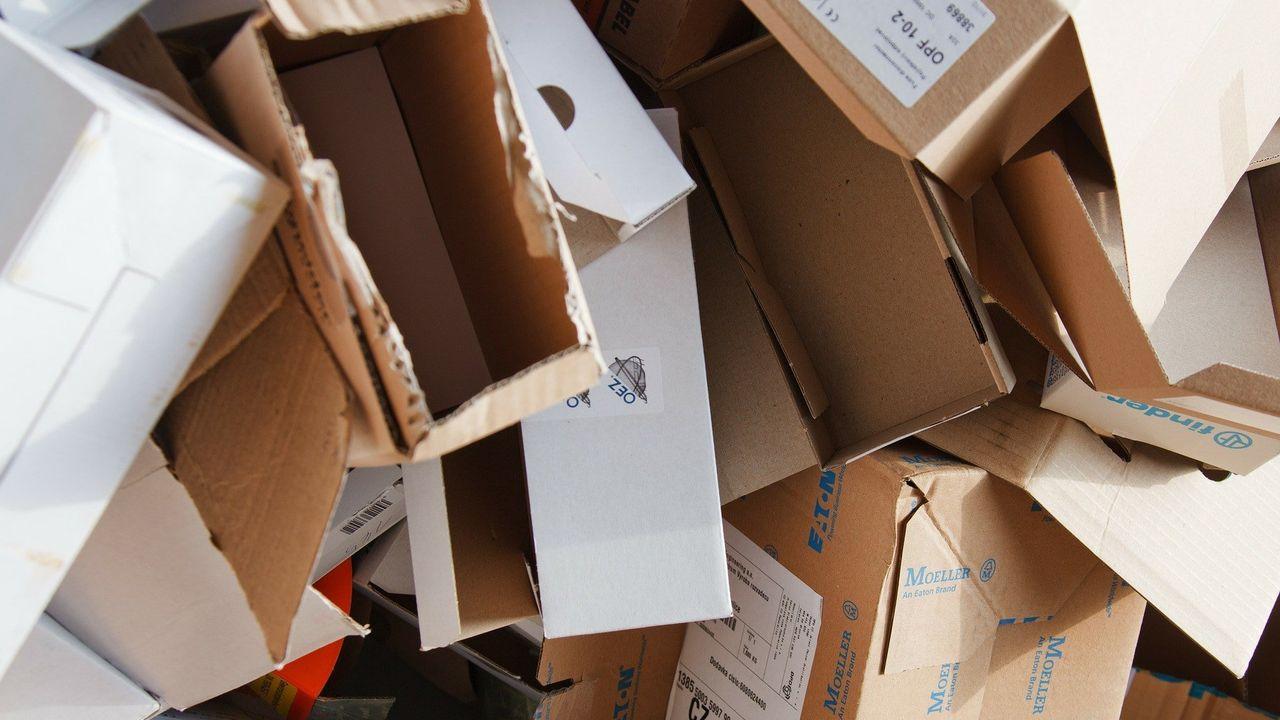 Nieuwe locatie papiercontainers Hegelsom