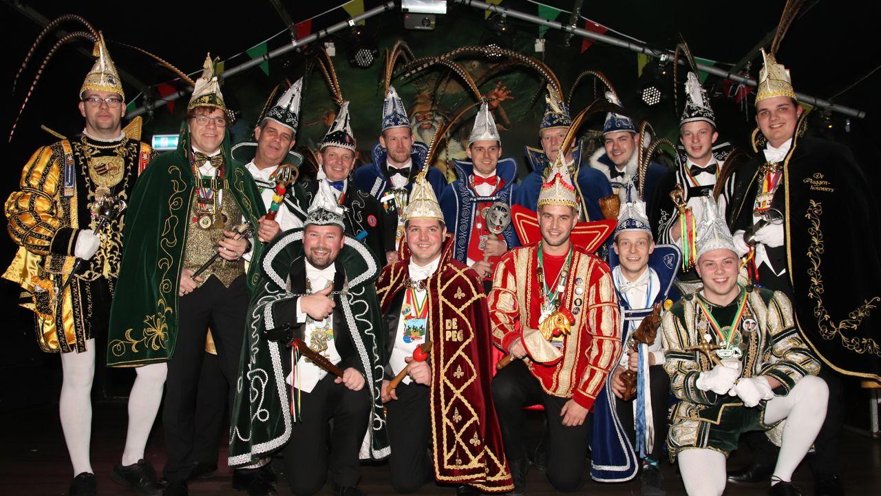 Geen prinsen in Horst aan de Maas tijdens carnaval 2021