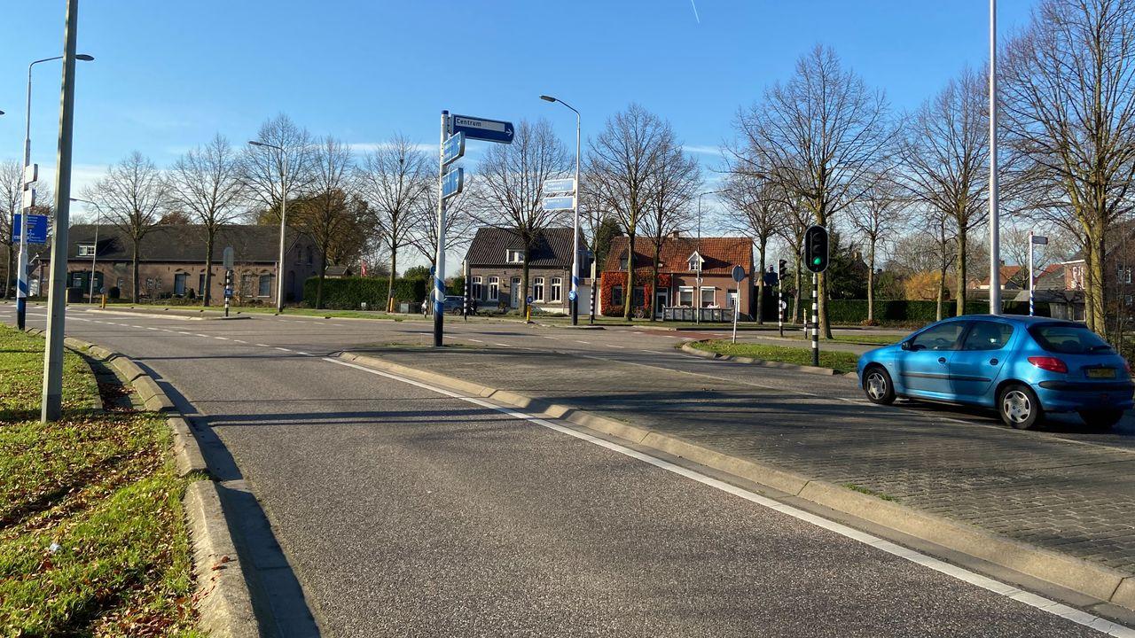 Proef: verkeerslichten kruising Stationsstraat-Gasthuisstraat gaan uit