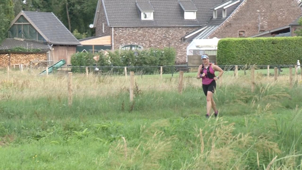 Deelnemers ultraloop trotseren natuur