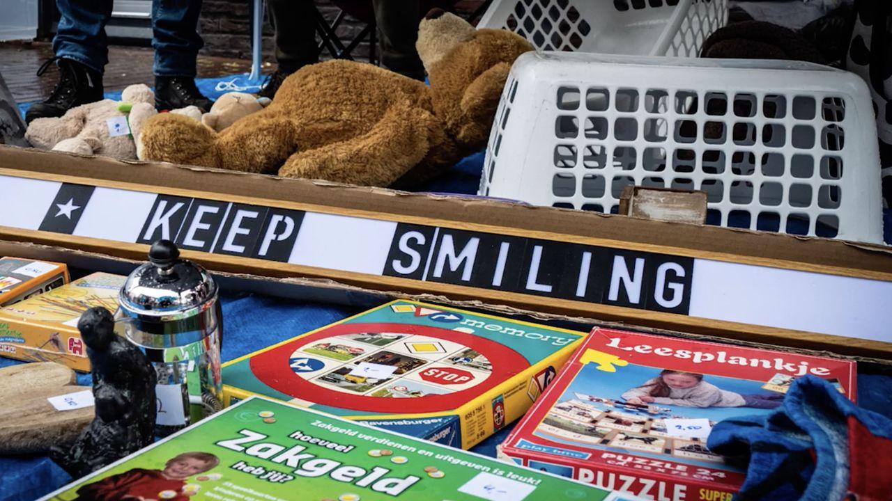 Ook alternatieve kindermarkt in Sevenum