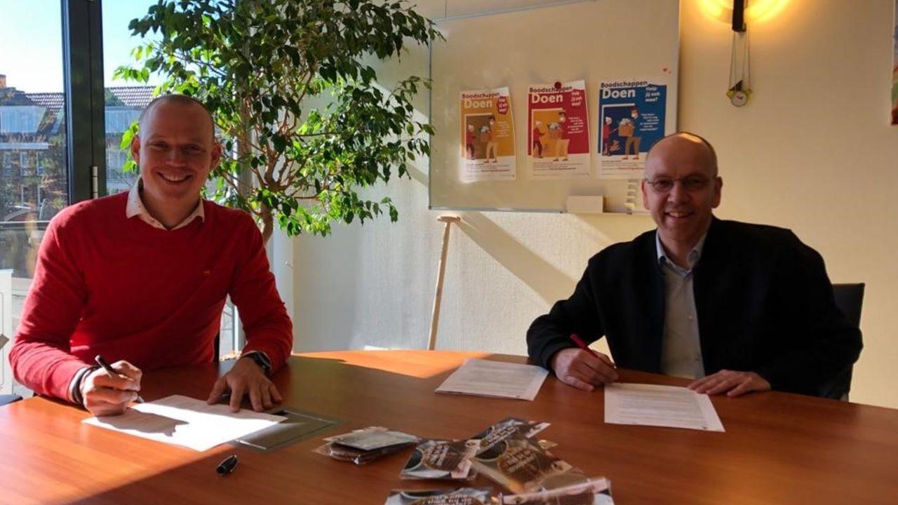 Samenwerkingsovereenkomst voor wijkaanpak Horst-West