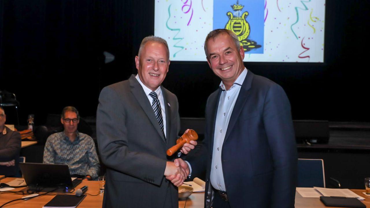 Bestuurswissel en jubilea bij Koninklijke Harmonie van Horst
