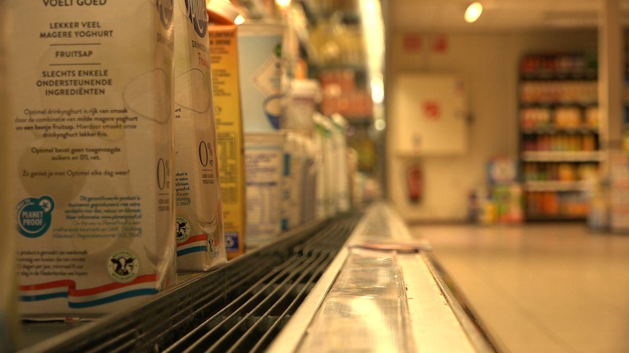 Aantal winkeldiefstallen licht gedaald