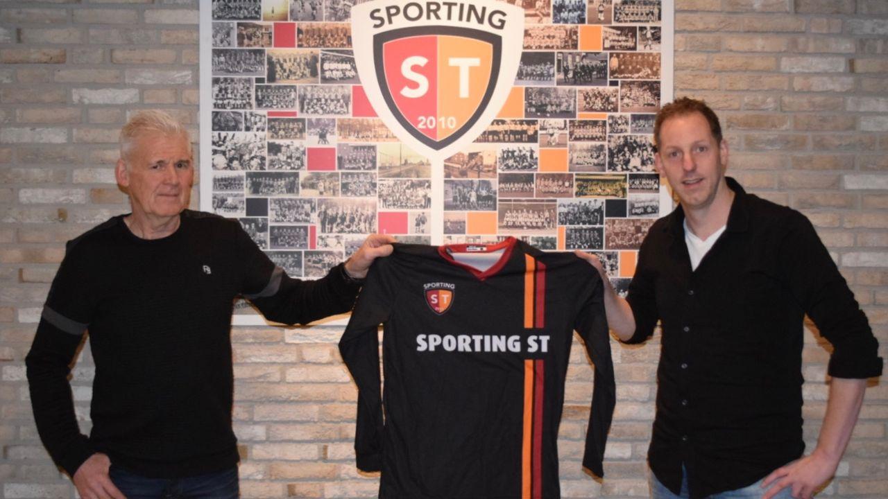 Math Joosten nieuwe hoofdtrainer Sporting ST