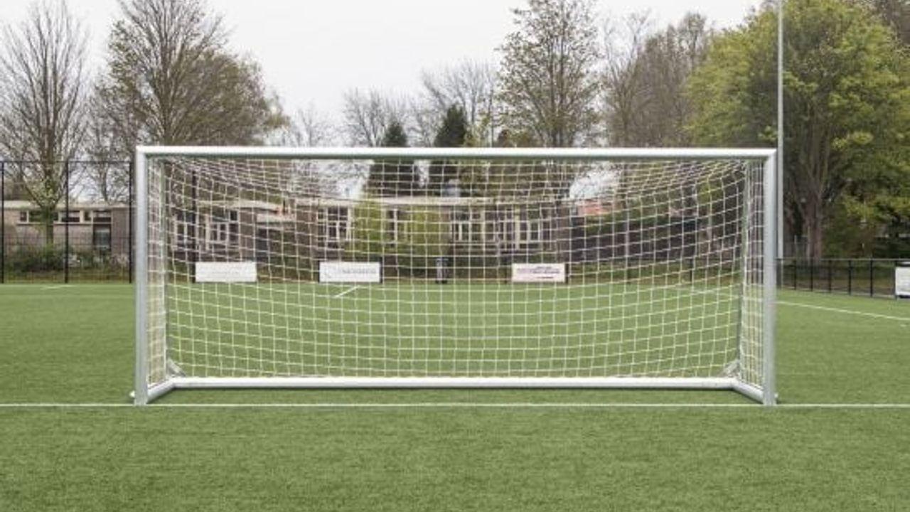 Nieuwe doeltjes jeugd via sponsordribbel voetbalweek Lottum