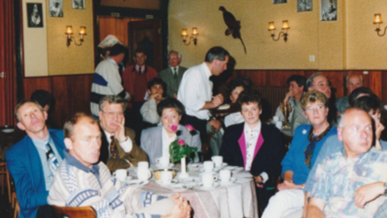 Gevonden foto's terug naar Horster familie