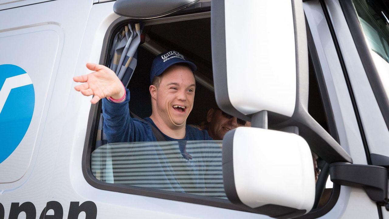 Opnieuw streep door Truckrun Horst