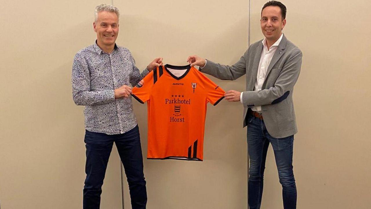 Sjoerd van der Coelen nieuwe hoofdtrainer Wittenhorst