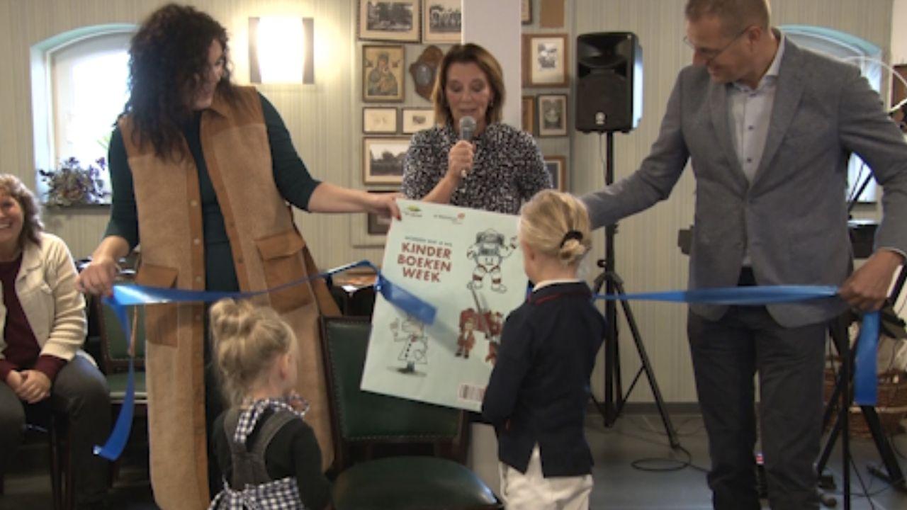 Kinderboekenweek van start bij de Locht