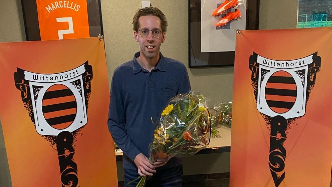 Roy Koppens benoemd tot erevrijwilliger Wittenhorst
