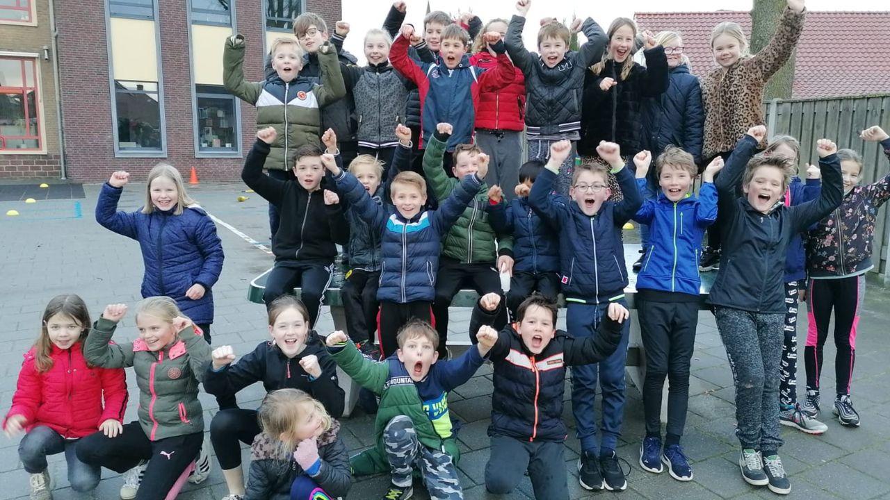Synthese en Sport aan de Maas steken Horster jeugd hart onder de riem