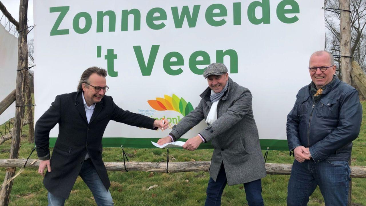 Samenwerking tussen gemeente en Reindonk Energie