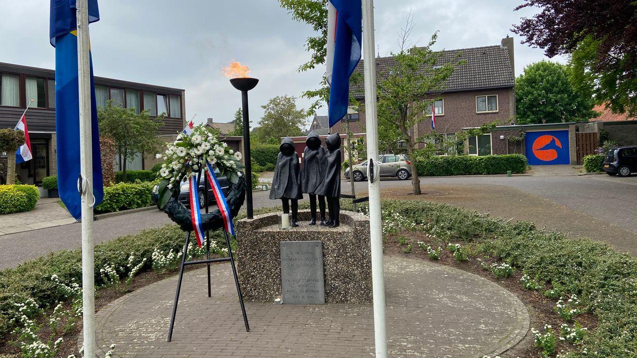 Alternatieve dodenherdenking te zien bij Omroep Horst aan de Maas