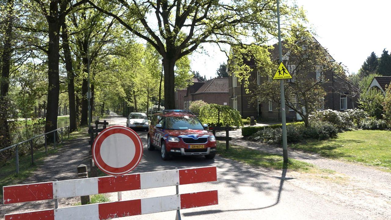 Helenaveenseweg Griendtsveen weer open