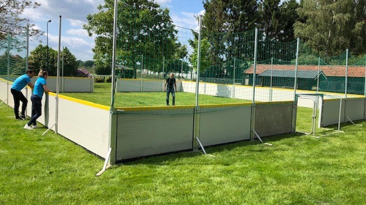 Gratis voetbalboarding voor inwoners Horst aan de Maas