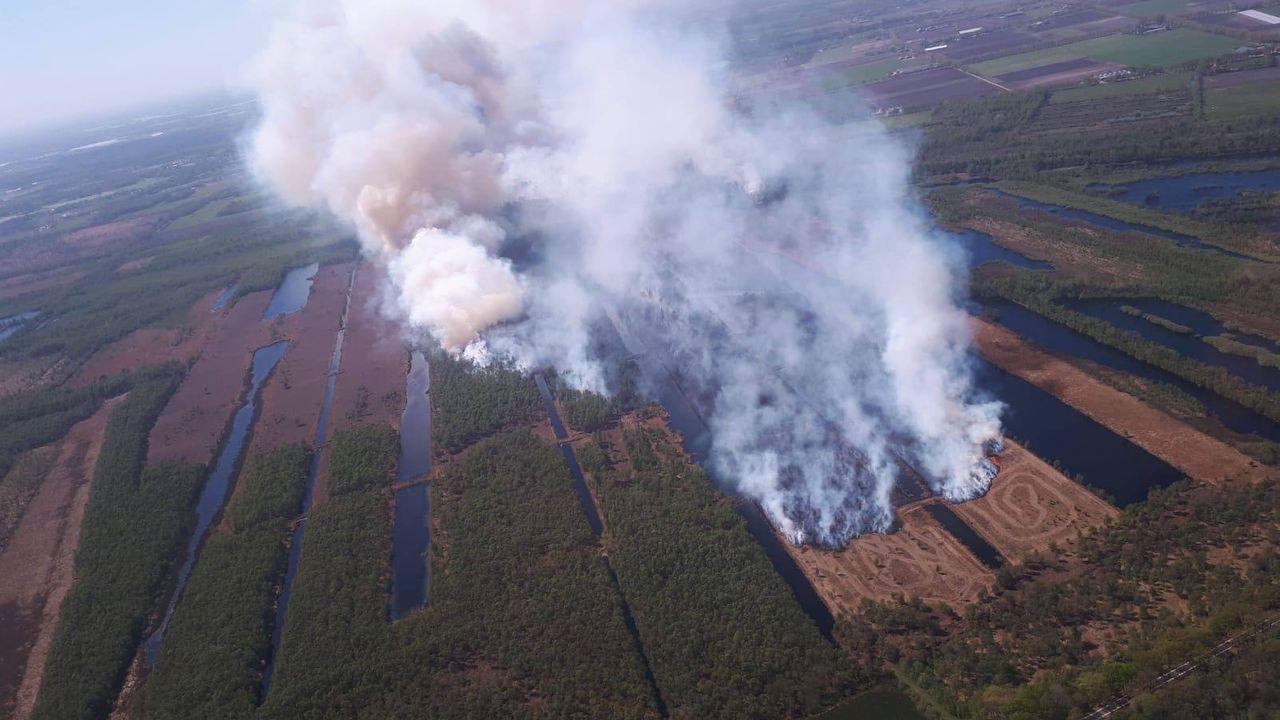 Bezorgde bewoners: 'Maak Peel brandbestendig'