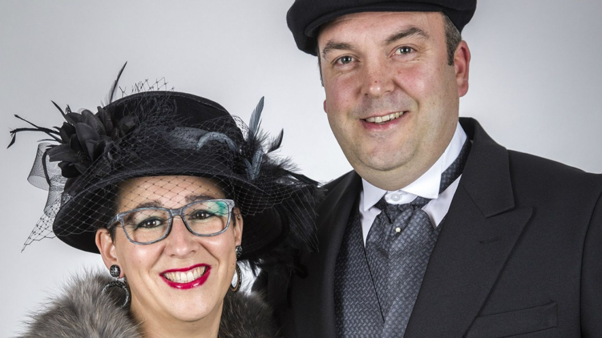 boerenbruidspaar CV dn Bok Swolgen - 2019-20120 (Arno en Ilse Kursten)